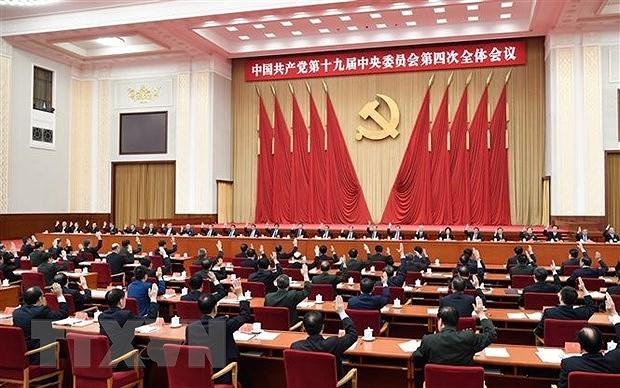 Interview de l'ambassadeur chinois au Vietnam sur les relations entre les deux Partis communistes hinh anh 1