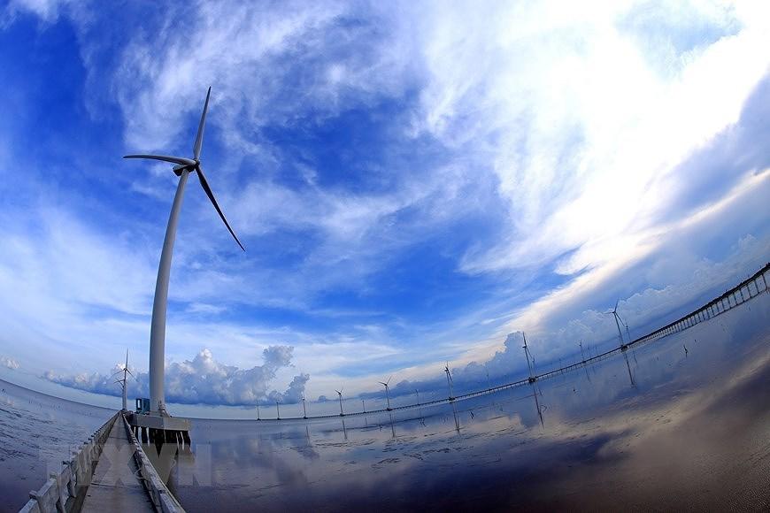 Вьетнам вошел в троику лидеров в Азиатско-Тихоокеанском регионе по переходу на возобновляемые источники энергии hinh anh 10