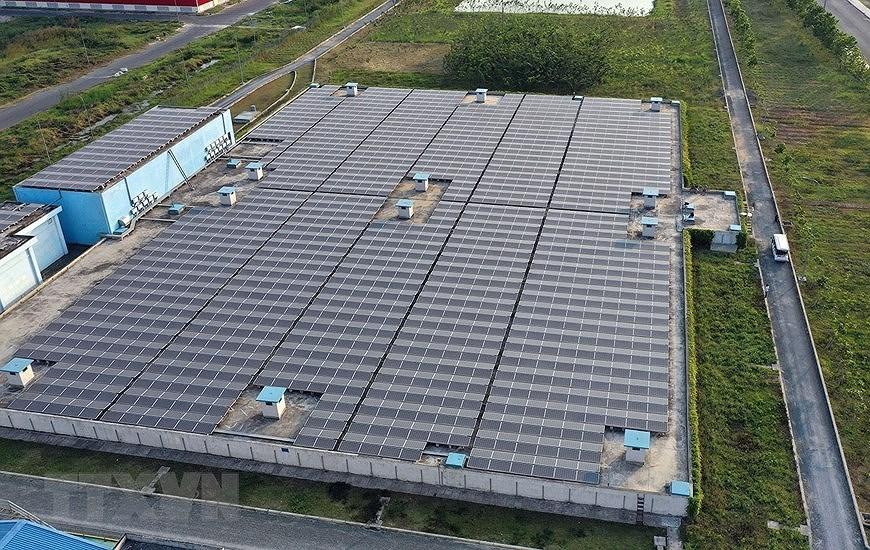 Вьетнам вошел в троику лидеров в Азиатско-Тихоокеанском регионе по переходу на возобновляемые источники энергии hinh anh 7