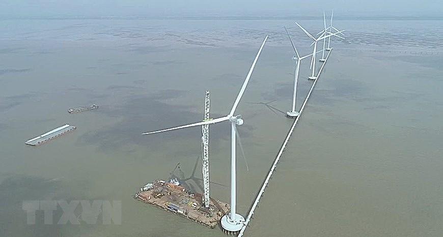 Вьетнам вошел в троику лидеров в Азиатско-Тихоокеанском регионе по переходу на возобновляемые источники энергии hinh anh 8