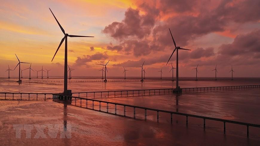 Вьетнам вошел в троику лидеров в Азиатско-Тихоокеанском регионе по переходу на возобновляемые источники энергии hinh anh 9