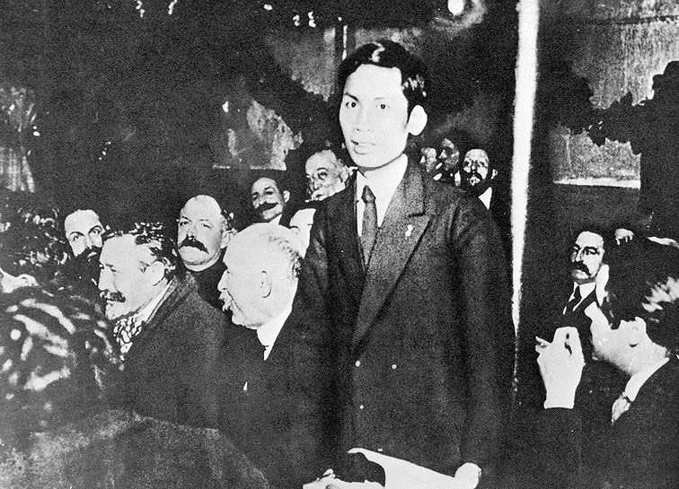 Празднование 110-летия отъезда Дяди Хо из Вьетнама ради поиска спасения страны (5 июня 1911 г. - 5 июня 2021 г.) hinh anh 11