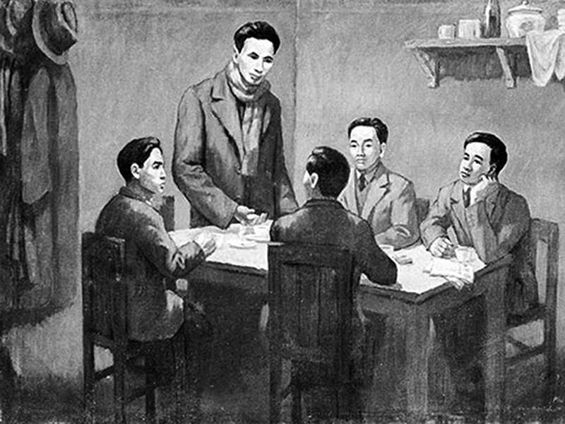 Празднование 110-летия отъезда Дяди Хо из Вьетнама ради поиска спасения страны (5 июня 1911 г. - 5 июня 2021 г.) hinh anh 6